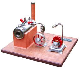 Jensen 70G Stationary Engine